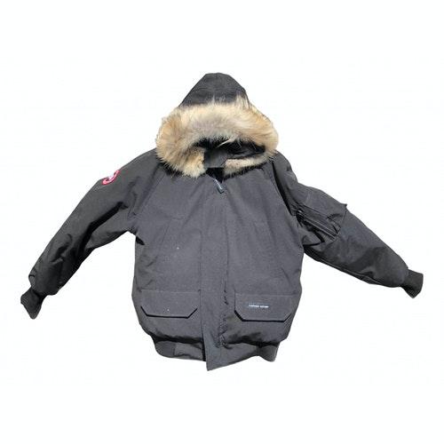 Canada Goose Black Coat