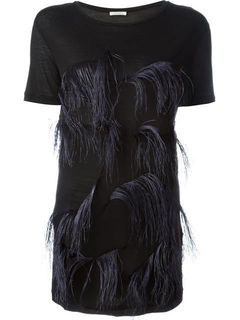 Nina Ricci Feather In Black