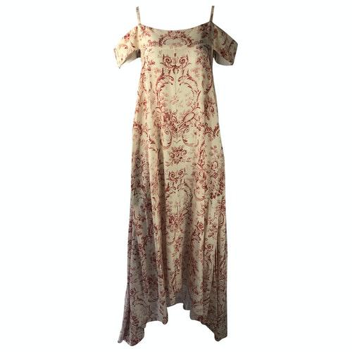 Vilshenko Silk Dress