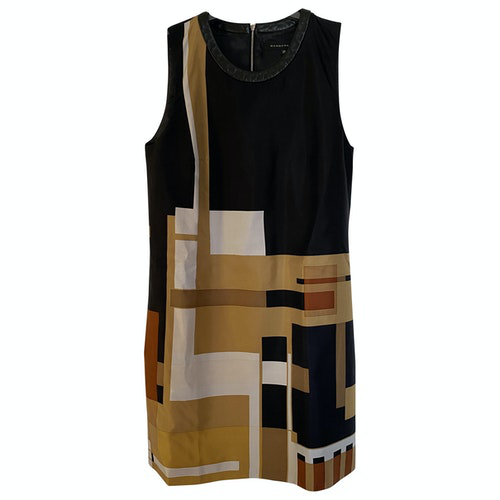 Barbara Bui Multicolour Silk Dress