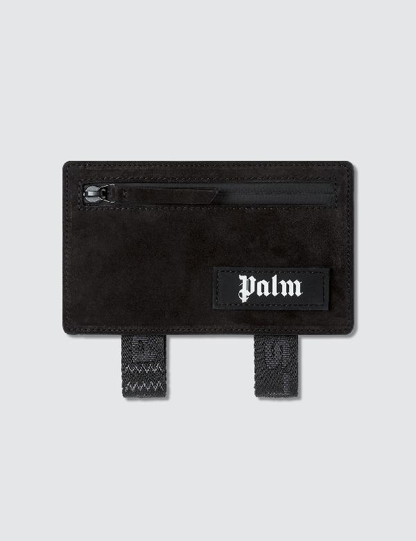 Palm Angels Arm Bodybag In Black