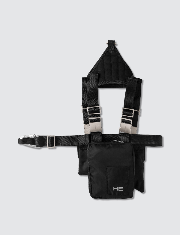 Heliot Emil Tactical Harness In Black