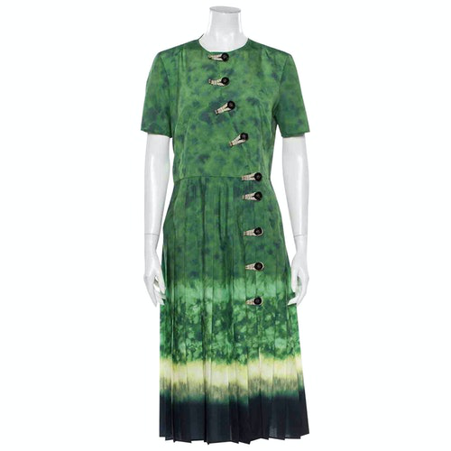 Altuzarra Green Dress