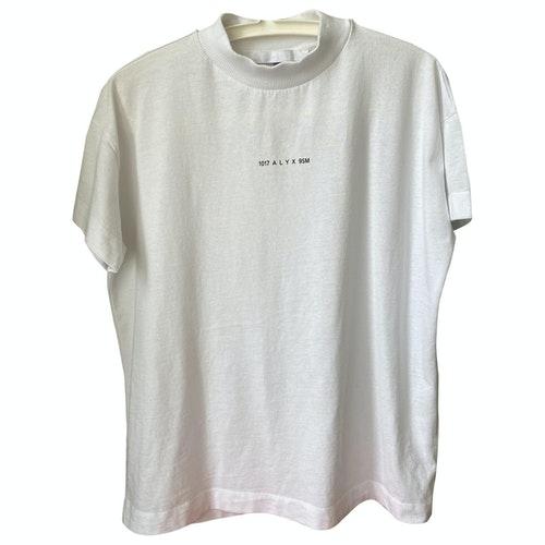 Alyx White Cotton  Top