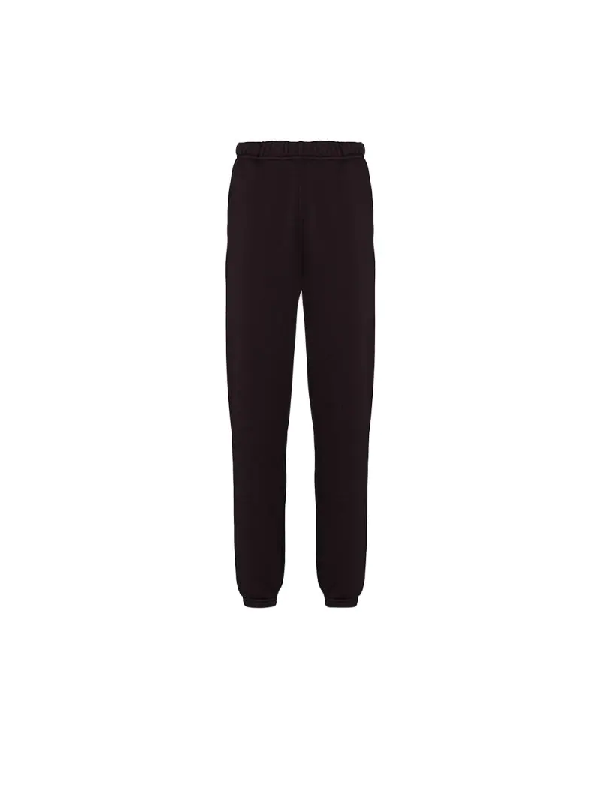 Les Tien Elasticated-waist Track Pants In Purple