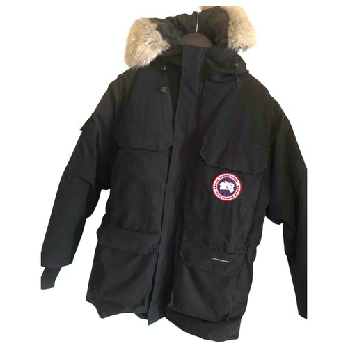 Canada Goose Expedition Anthracite Cotton Jacket