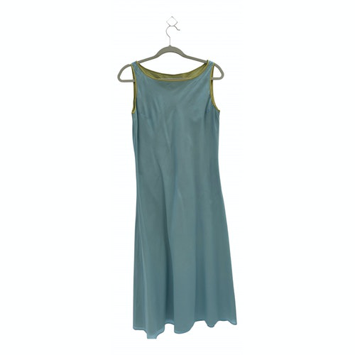 Vanessa Bruno Blue Cotton Dress