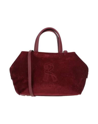Roberta Di Camerino Cross-body Bags In Maroon