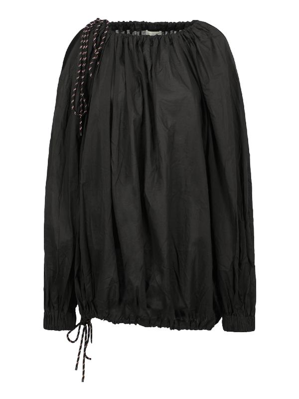 Dries Van Noten Clothing In Black