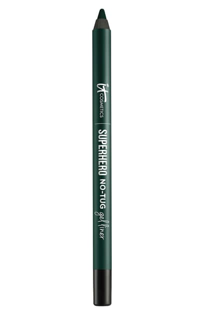 It Cosmetics Superhero No-tug Gel Eyeliner In Mystic Emerald