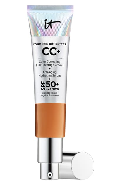 It Cosmetics Cc+ Cream With Spf 50+, 1.08 oz In Rich