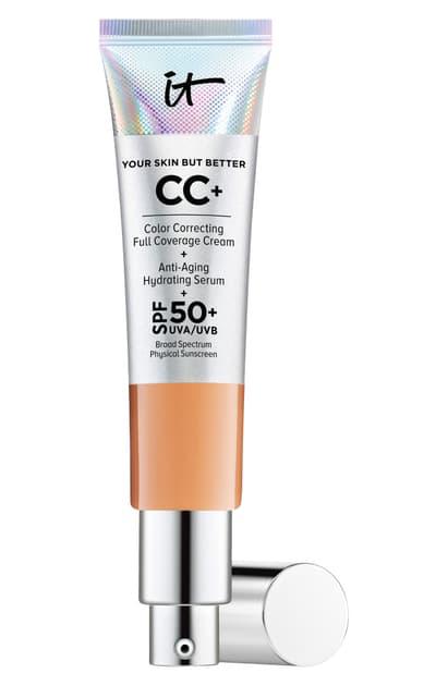 It Cosmetics Cc+ Cream With Spf 50+, 1.08 oz In Tan