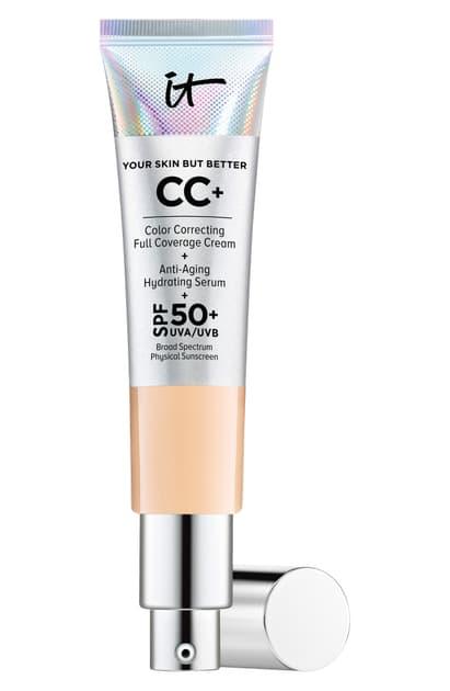 It Cosmetics Cc+ Cream With Spf 50+, 1.08 oz In Medium