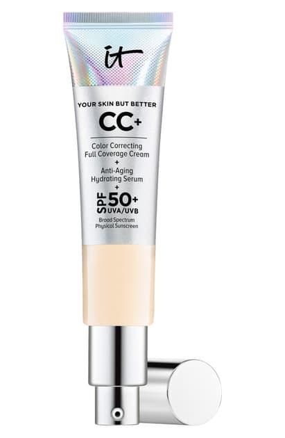 It Cosmetics Cc+ Cream With Spf 50+, 1.08 oz In Fair