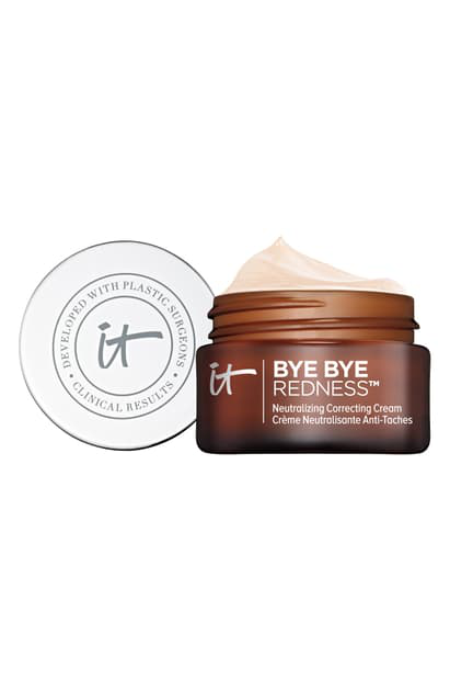 It Cosmetics Bye Bye Redness Neutralizing Color-correcting Cream In Transforming Porcelain Beige