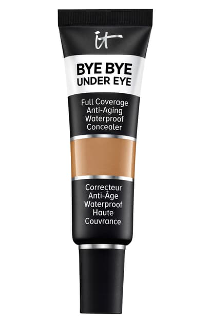 It Cosmetics Bye Bye Under Eye Anti-aging Waterproof Concealer, 0.4 oz In 33.5 Tan Natural N