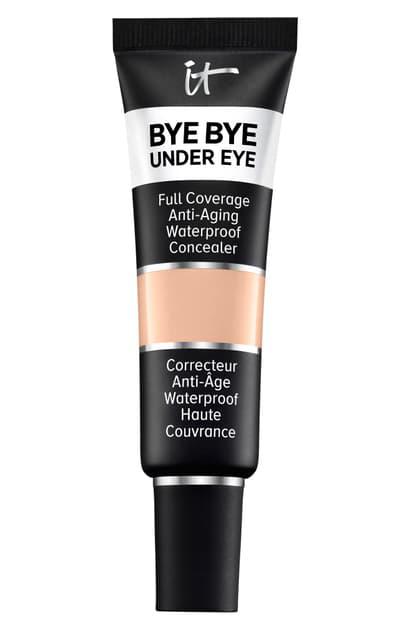 It Cosmetics Bye Bye Under Eye Anti-aging Waterproof Concealer, 0.4 oz In 24.0 Medium Beige C