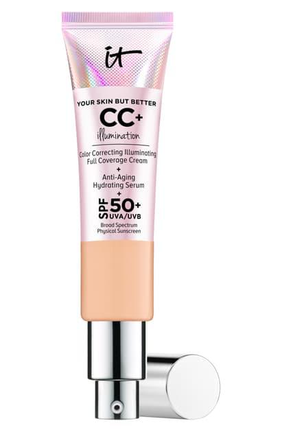It Cosmetics Cc+ Cream Illumination Spf 50+ In Neutral Medium