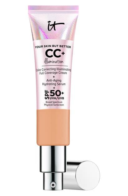 It Cosmetics Cc+ Cream Illumination Spf 50+ In Neutral Tan