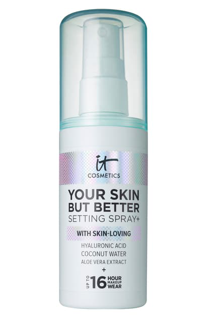 It Cosmetics Your Skin But Better Setting Spray+, 3.4 oz