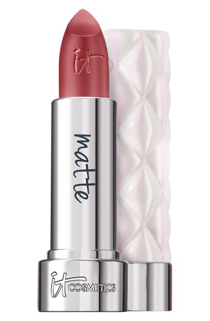 It Cosmetics Pillow Lips Lipstick In Wistful Matte