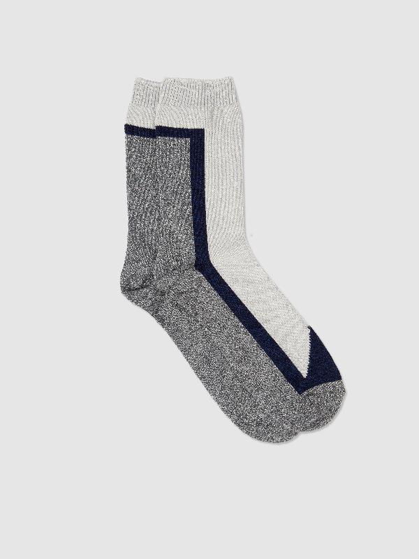 N/a Socks Fifty Sock In Gray