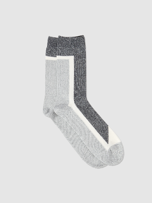 N/a Socks Seven Sock In Gray