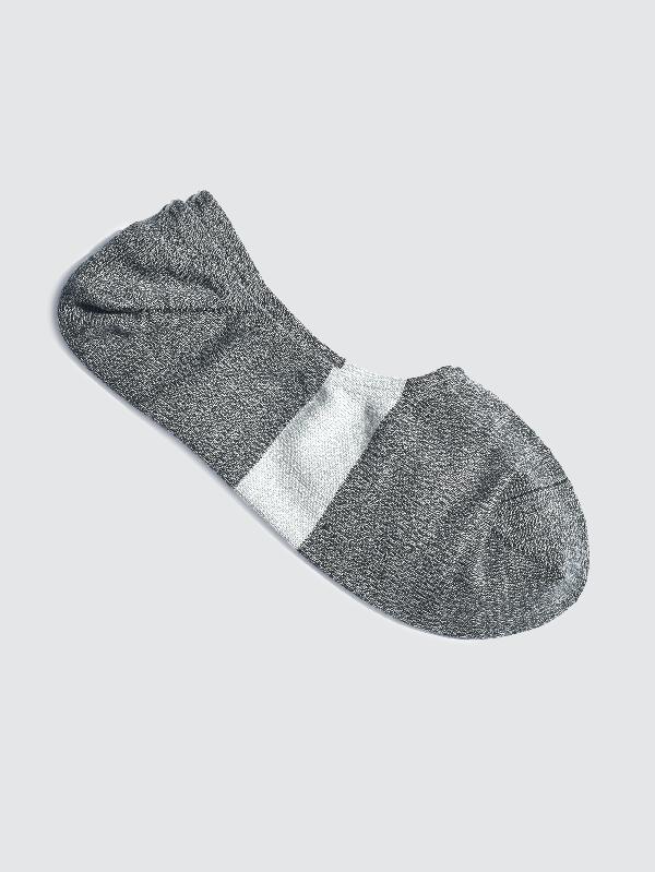 N/a Socks Six Sock In Grey