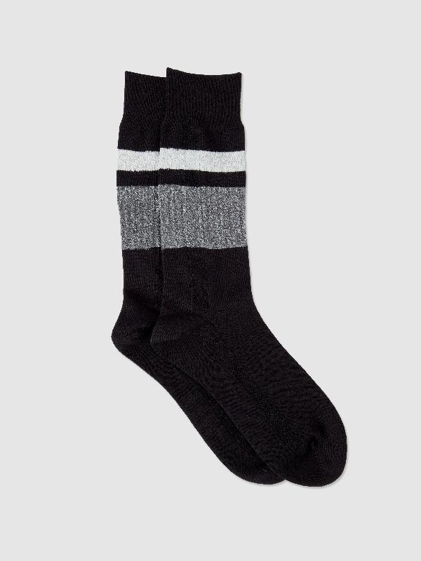 N/a Socks Fiftyfive Sock In Black