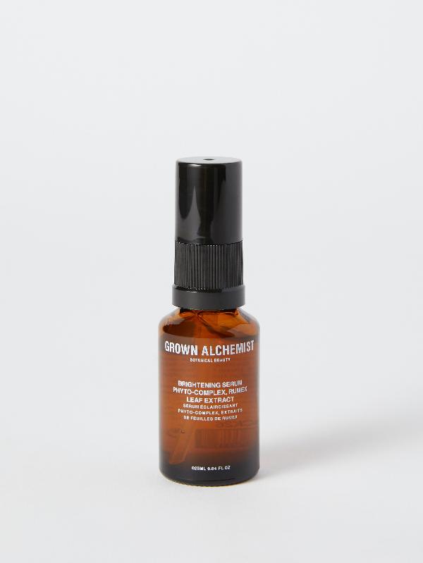 Grown Alchemist Brightening Serum: Phyto-complex, Rumex Leaf Extract