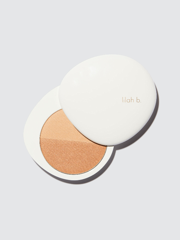 Lilah B Bronzed Beauty™ Bronzer In Brown