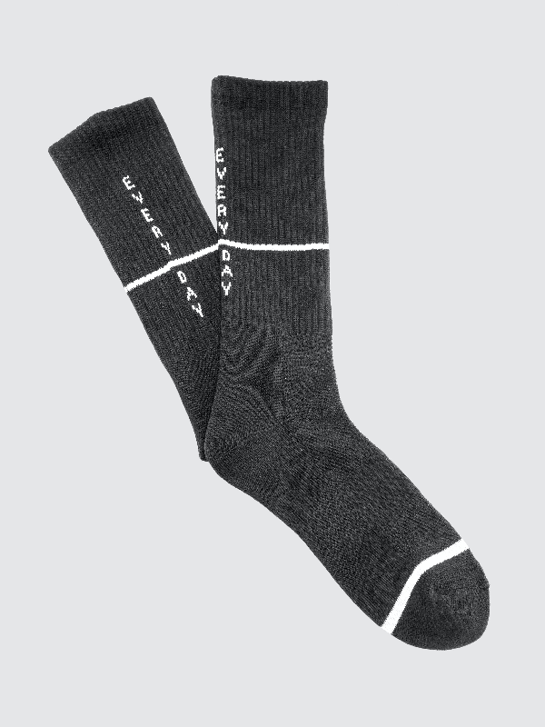 N/a Socks Twenty Sock In Black