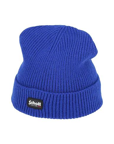 Schott Hat In Blue