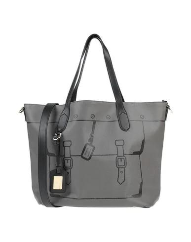 Roberta Di Camerino Cross-body Bags In Grey