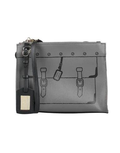 Roberta Di Camerino Cross-body Bags In Gray