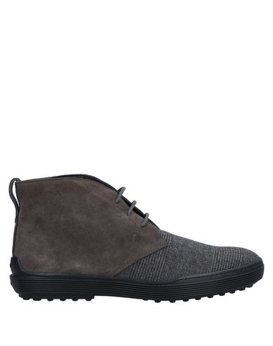 Tod's Boots In Grey