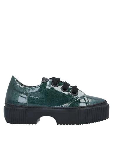 Agl Attilio Giusti Leombruni Laced Shoes In Emerald Green