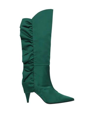 Marc Ellis Boots In Green