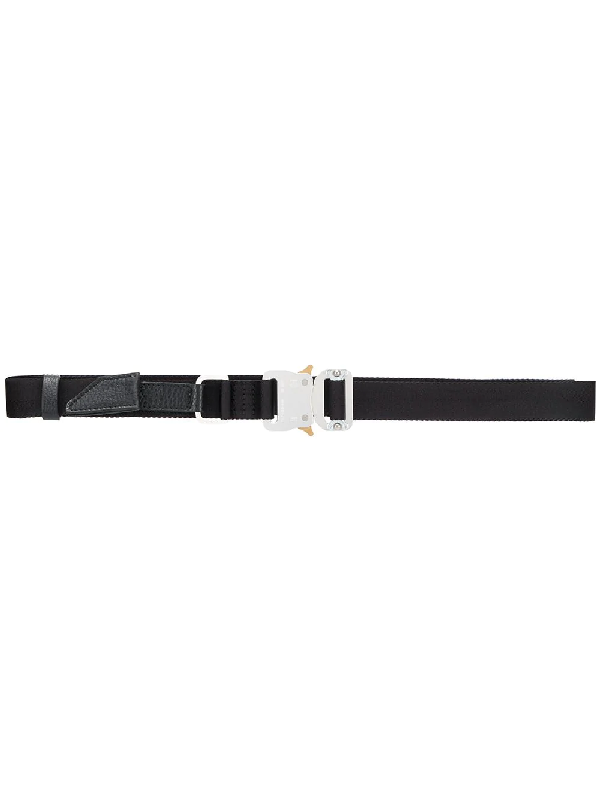 Alyx Buckled Belt In Black