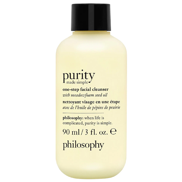 Philosophy Mini Purity Made Simple Cleanser 3 oz/ 90 ml