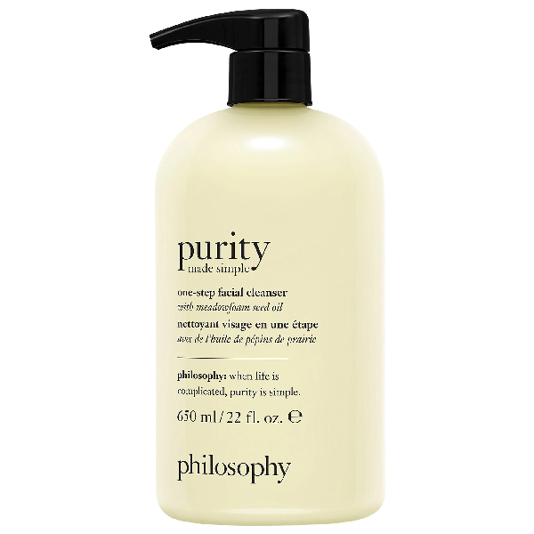 Philosophy Purity Made Simple Cleanser 22 oz/ 650 ml