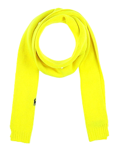 Polo Ralph Lauren Scarves In Yellow