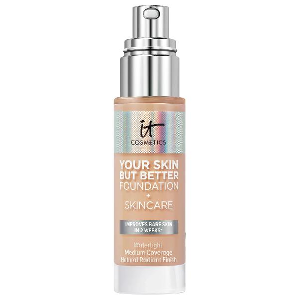It Cosmetics Your Skin But Better Foundation + Skincare Medium Cool 30 1 oz/ 30 ml