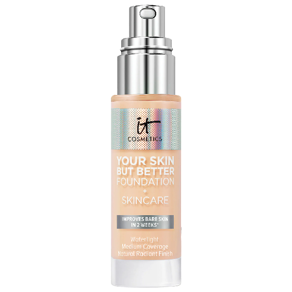 It Cosmetics Your Skin But Better Foundation + Skincare Fair Warm 12 1 oz/ 30 ml