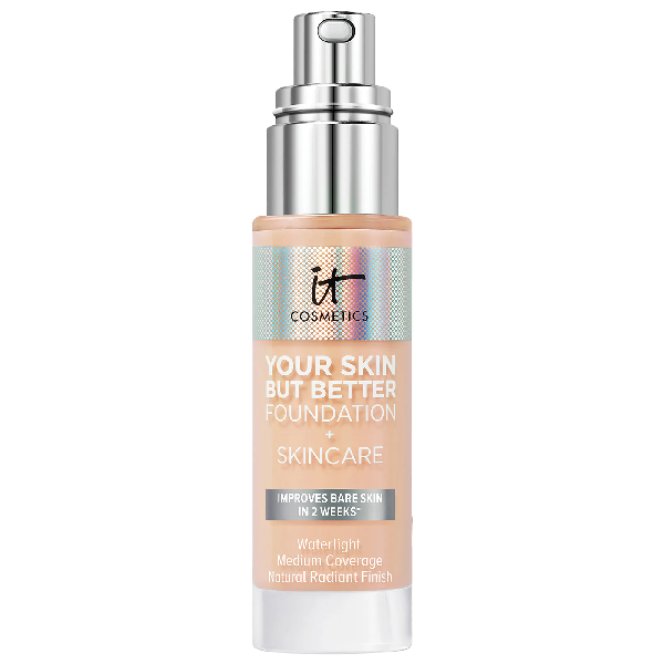 It Cosmetics Your Skin But Better Foundation + Skincare Fair Neutral 11 1 oz/ 30 ml