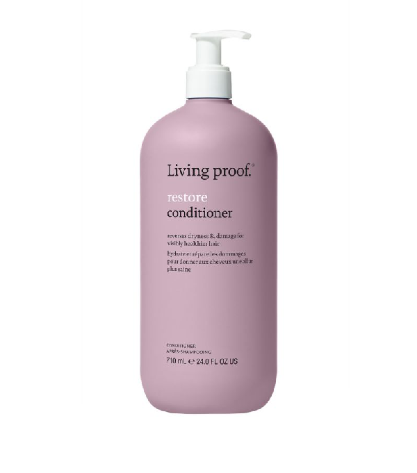 Living Proof Restore Conditioner (710ml) In White