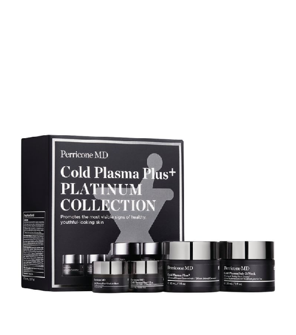 Perricone Md Cold Plasma Plus+ Platinum Collection In White