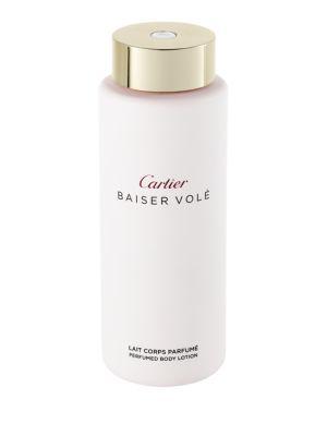 Cartier Baiser Volé Body Milk In No Color