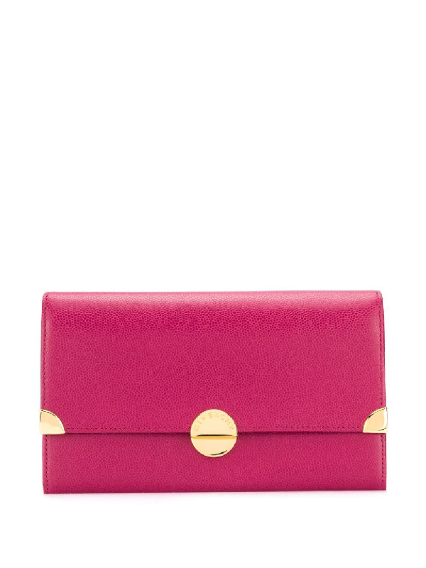 Givenchy 2000s Pre-owned Wallet In Pink