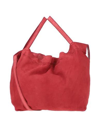 Numero 10 Handbag In Red